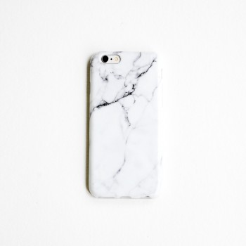Marble White Carrara Case